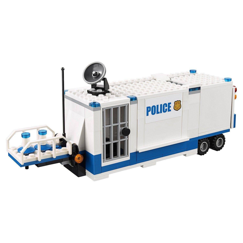 Конструктор Lp «Мобильный командный центр» 02017 (City 60139) / 374 детали