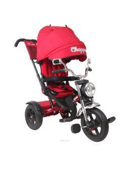 Трехколесный велосипед Chopper Trike CH1 Красный