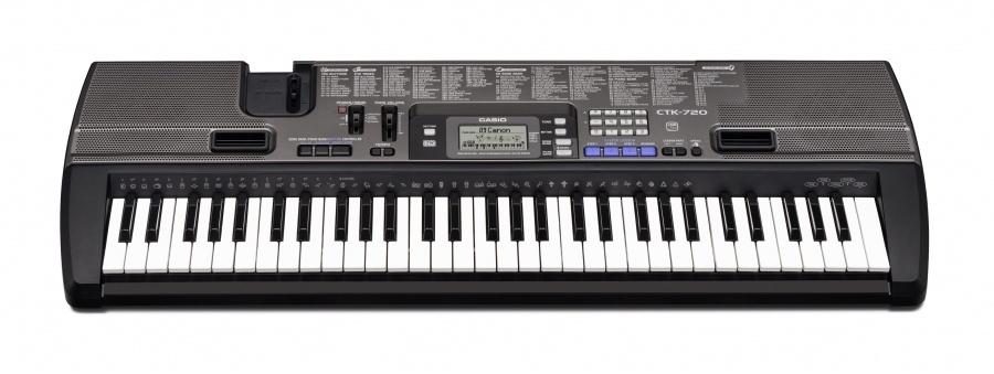Синтезатор CASIO CTK-720