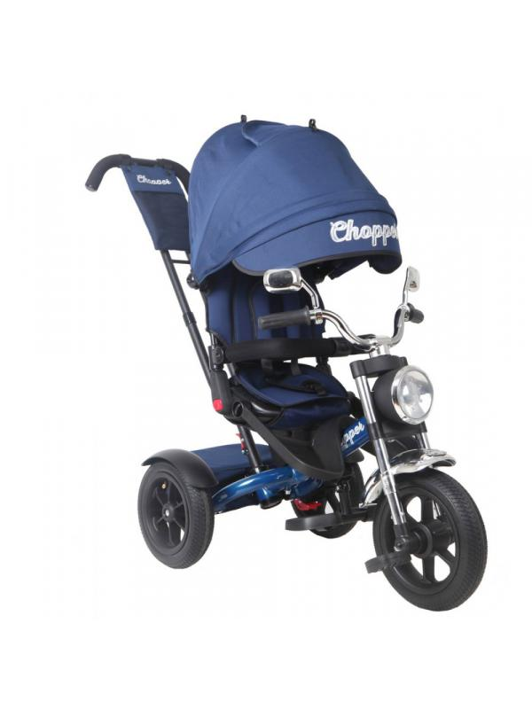 Трехколесный велосипед Chopper Trike CH1 Синий
