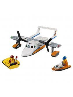 Конструктор Lp «Спасательный самолёт береговой охраны» 02066 (City 60164) / 153 детали
