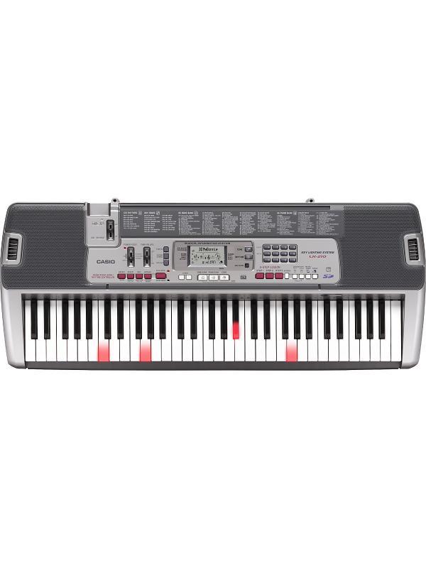 Синтезатор CASIO LK-210