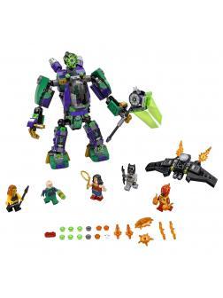 Конструктор Lp Super Heroes «Сражение с роботом Лекса Лютора» 07092 (Super Heroes 76097) 455 деталей