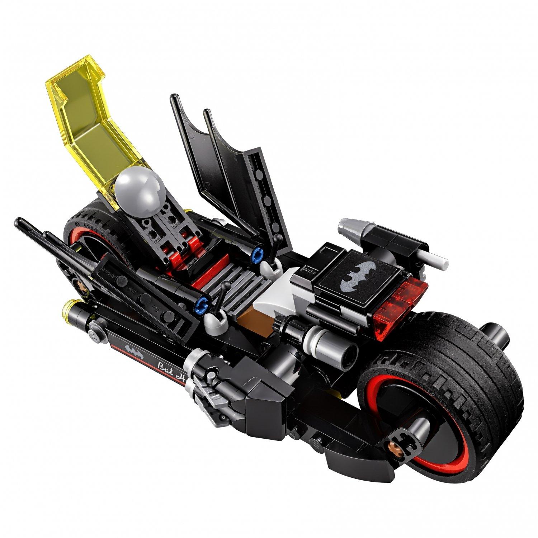 Конструктор Lp Batman «Разрушительное нападение Двуликого» 07082 (Batman Movie 70915) 584 детали