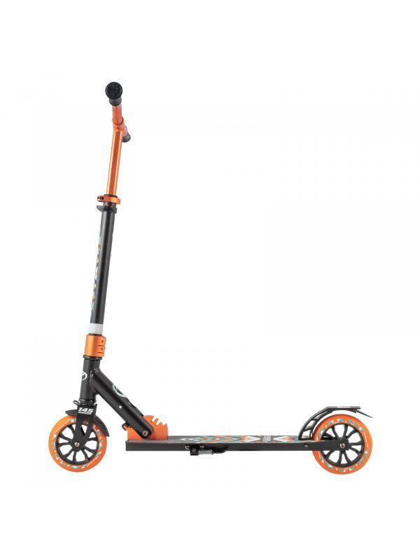 Детский Складной Самокат TechTeam Jogger 145 2020 / Оранжевый