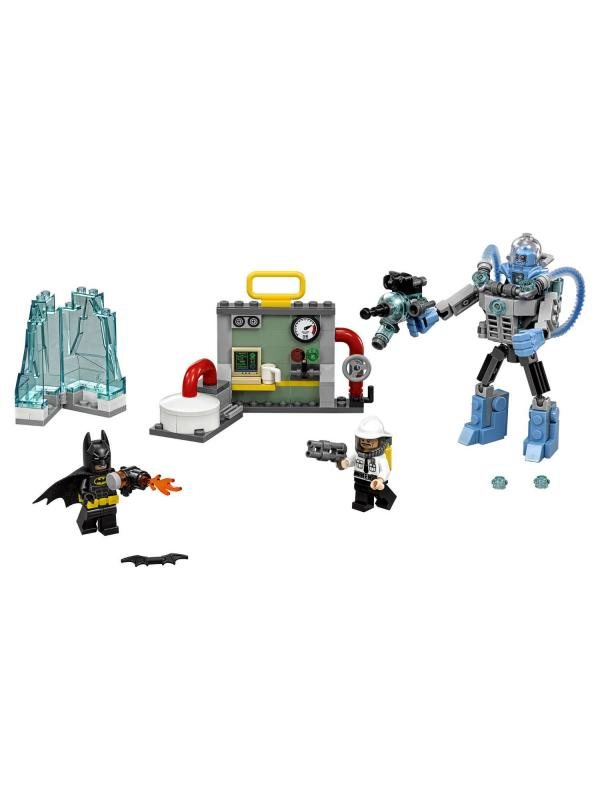 Конструктор Bl Batman «Ледяная атака Мистера Фриза» 10628 (Batman Movie 70901) 222 детали