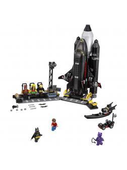 Конструктор Lp Batman «Космический шаттл Бэтмена» 07098 (Batman Movie 70923) 720 деталей