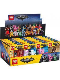 Минифигурки Lp Batman «Бэтмен» 03094 (Batman Movie 71017) 20 шт.
