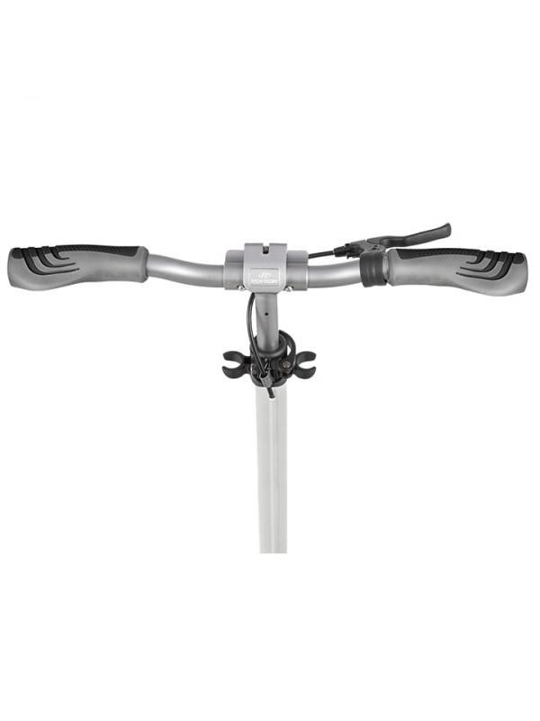 Детский складной самокат TechTeam Sport 230R / Черно-белый