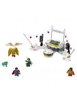 Конструктор Lp Batman «Вечеринка Лиги Справедливости» 07095 (Batman Movie 70919) 280 деталей