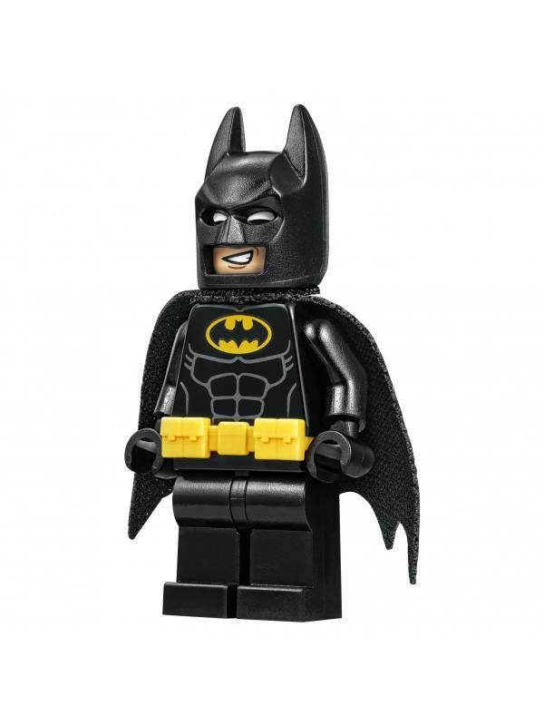 Конструктор Lp Batman «Атака Глиноликого» 07050 (Batman Movie 70904) 469 деталей