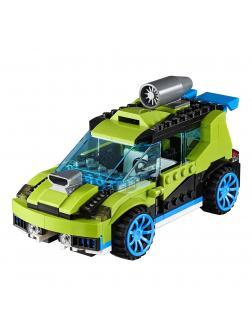Конструктор Lp «Суперскоростной раллийный автомобиль» 24047 (Creator 31074) 270 деталей
