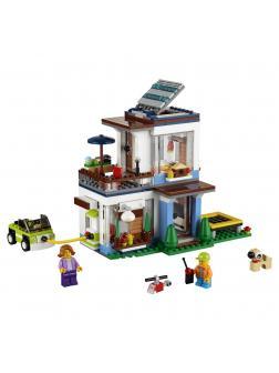 Конструктор Lp «Современный дом» 24048 (Creator 31068) 432 детали