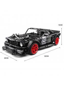 Конструктор JACK «Ford Mustang Hoonicorn RTR V2» APP 90068B (MOC-22970) 3219 деталей