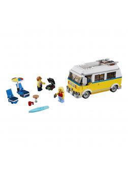 Конструктор Lp «Фургон сёрфингистов» 24044 (Creator 31079) / 424 детали