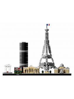 Конструктор Lp Architecture «Париж -  Панорама города» 17015 (Creator 21044) 727 деталей