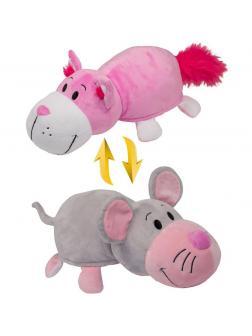 Мягкая Игрушка Кот-Мышка 40 см.