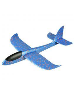 Метательный Самолет-Планер 48см. Синий