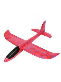 Метательный Самолет-Планер 48см. Красный