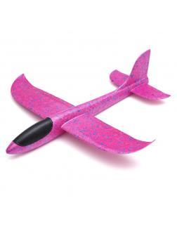 Метательный Самолет-Планер 48см. Фиолетовый