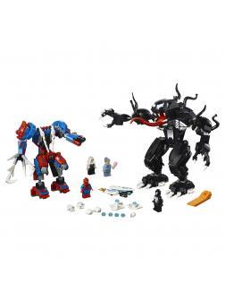Конструктор Lp «Человек-паук против Венома» 07114 (Super Heroes 76115) 677 деталей