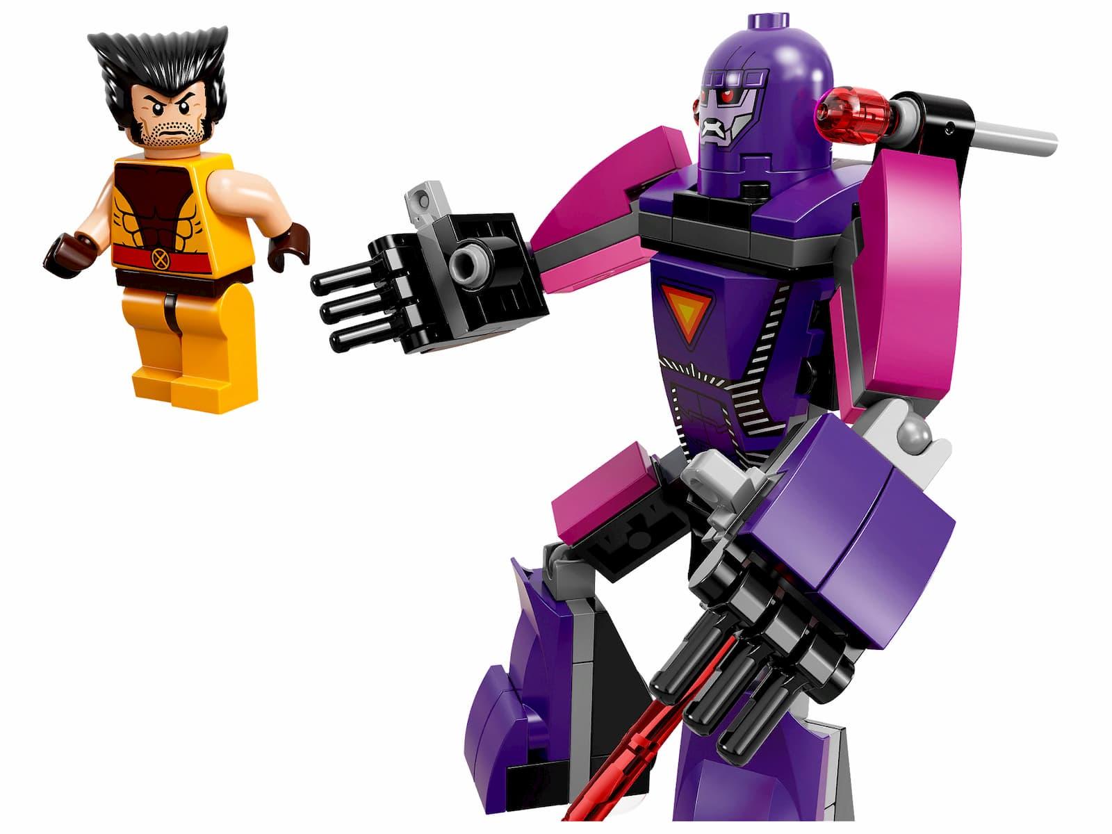 Конструктор Bl Super Heroes «Люди Икс против Стража» 10250 (Super Heroes 76022) 335 деталей