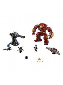 Конструктор Lp «Война бесконечности: Бой Халкбастера» 07102 (Super Heroes 76104) 420 деталей