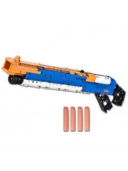 Конструктор Cada «Дробовик M1887» 506 деталей / C81004W (стреляет)
