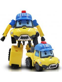 Машинка-трансформер Баки