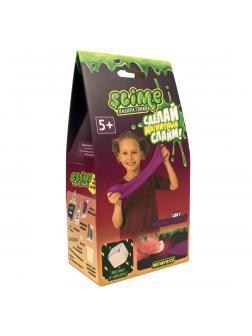 Малый набор для Девочек «Лаборатория», фиолетовый, магнитный,  100 гр.