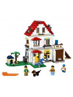 Конструктор Lp «Загородный дом» 24046 (Creator 31069) 815 деталей