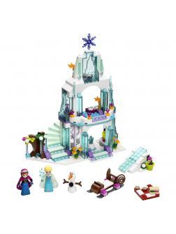 Конструктор Lp «Ледяной замок Эльзы» 25005 (Disney Princess 41062) 315 деталей