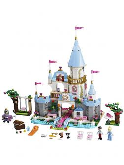 Конструктор Lp «Золушка на балу в Королевском Замке» 25006 (Disney Princess 41055) 697 деталей