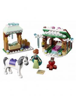 Конструктор Lp «Зимние приключения Анны» 25001 (Disney Princess 41147) 175 деталей
