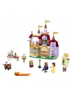 Конструктор Lp «Заколдованный замок Бель» 01010 (Disney Princess 41067) 384 детали