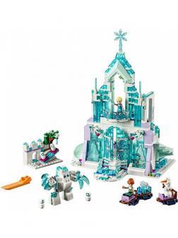 Конструктор Lp «Волшебный ледяной замок Эльзы» 25002 (Disney Princess 41148) 731 деталь