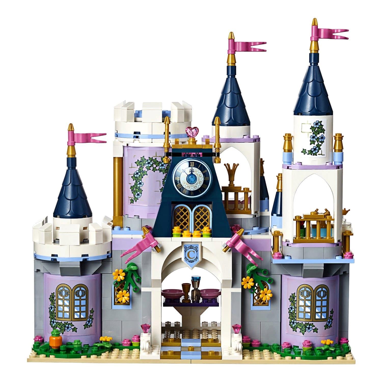 Конструктор Lp «Волшебный замок Золушки» 25014 (Disney Princess 41154) 655 деталей